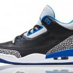 Air Jordan 3 Retro von der Seite