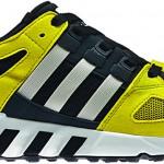 adidas EQT Guidance im neuen schwarz/gelben Farbweg von der Seite