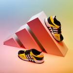 adidas EQT Guidance auf dem adidas Logo