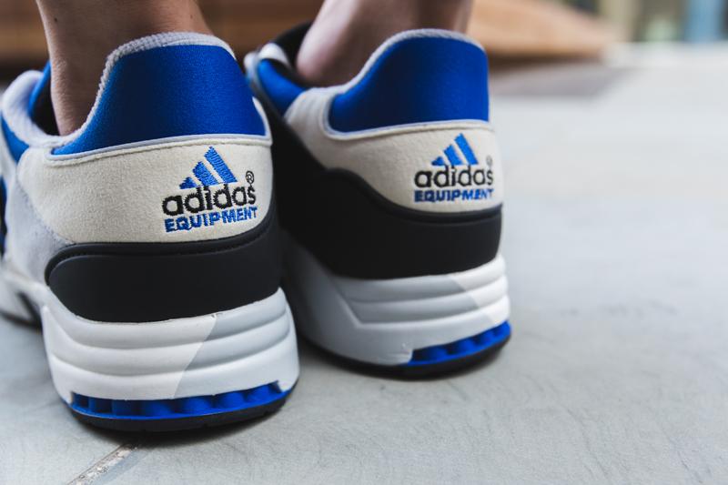 adidas eqt running support 93 OG Pack von hinten