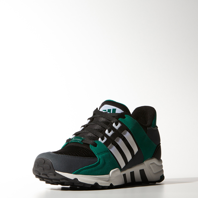 adidas eqt running support 93 OG Pack in grün