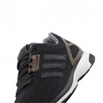 das adidas originals zx flux zero tech casual pack in dunklem colorway
