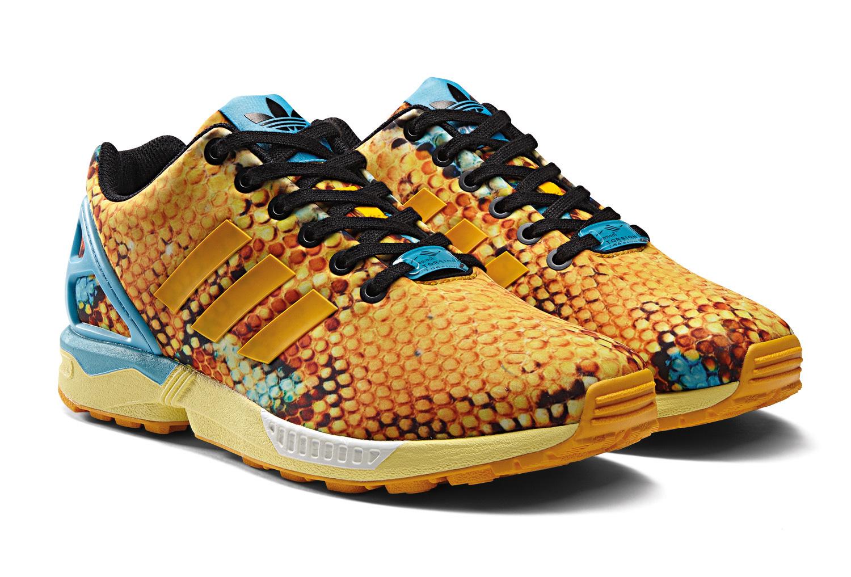 Zx Flux Adidas Mens Shoes