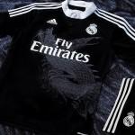 adidas präsentiert Real Madrid Champions-League Trikot 2014/2015
