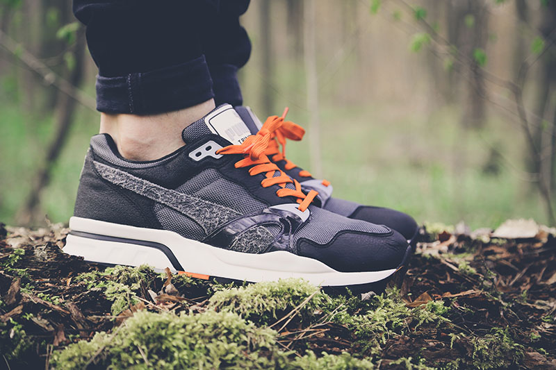 Puma Trinomic XT1 Plus Winter Pack dunkelgrau Colorway