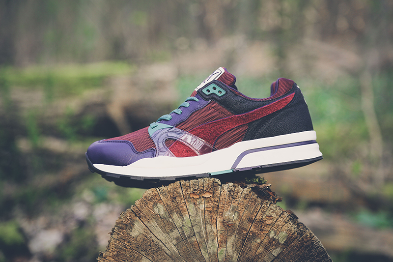 Puma Trinomic XT1 Plus Winter Pack Violetter Colorway