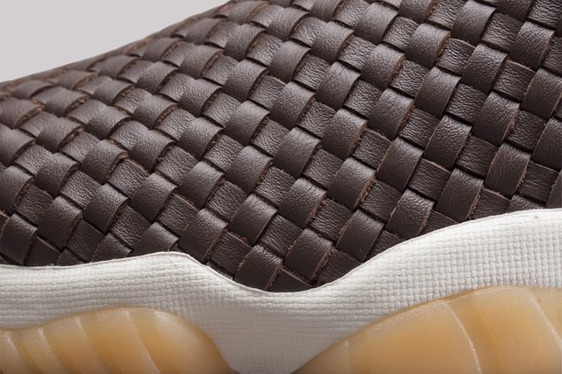 Air Jordan Future Premium Dark Chocolate Upper