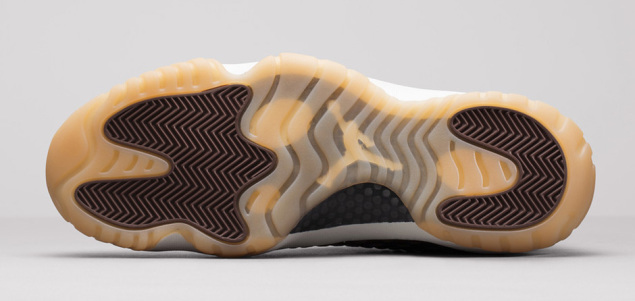 Air Jordan Future Premium Dark Chocolate Sohle