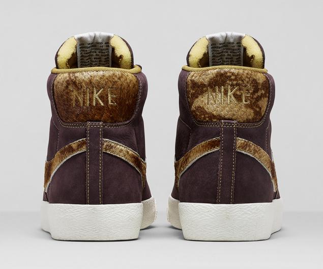 Nike Blazer Safari Colleciton Snake von hinten