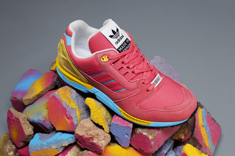 adidas zx8000 fall of the wall sneaker pack pink