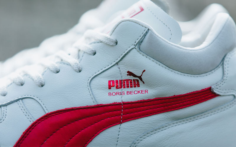 Puma Boris Becker OG upper