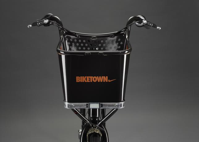 Nike Biketown Fahrrad Safari Edition