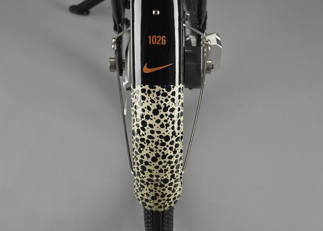 Nike Biketown Fahrrad Safari Edition Hinterrad