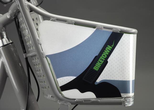 Nike Air Trainier 1 Biketown Fahrradkorb