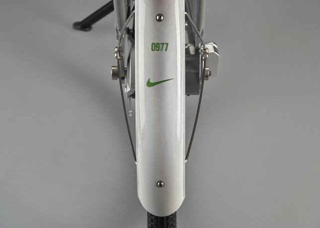 Nike Air Trainier 1 Biketown Fahrrad Hinterrad